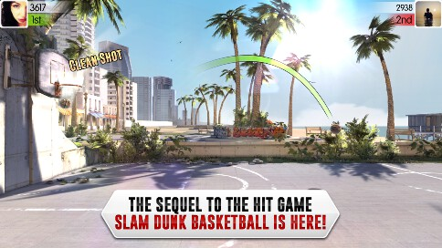 Slam Dunk Basketball 2 - 1