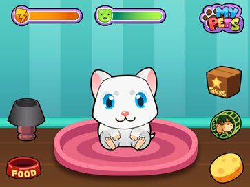 My Virtual Hamster Cute Pet - 2