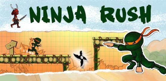 Ninja Rush - 1