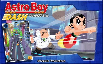 Astro Boy Dash - 1