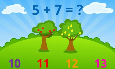 Kids Numbers and Math Lite - 27