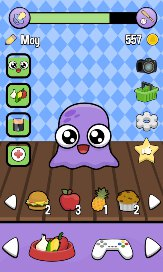 Moy 2 Virtual Pet Game - 2