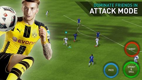 FIFA Mobile Soccer - 3