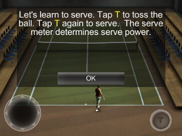 Cross Court Tennis 2 - 14