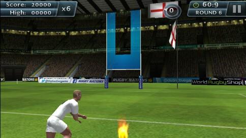 Rugby Kicks 2 - 3