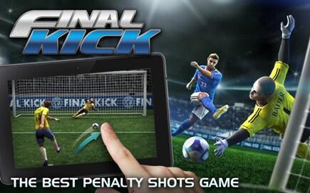 Final kick - 1