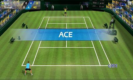 Flick Tennis - 2
