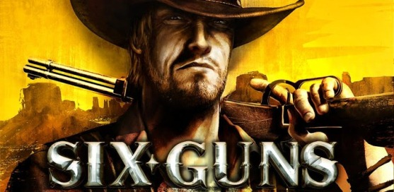 Six-Guns - 1