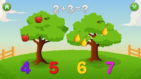 Kids Numbers and Math FREE - 4