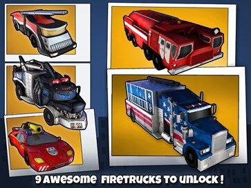 Fire Truck 3D - 2
