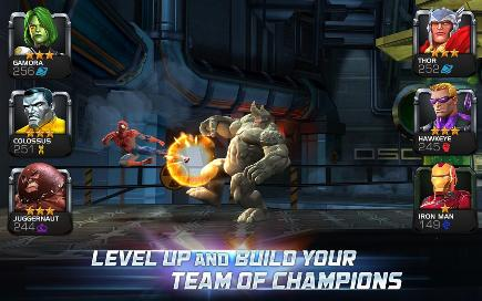 Marvel Contest of Champions - 3