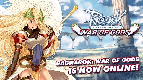 Ragnarok War of Gods - 1