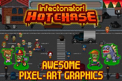 Infectonator Hot Chase - 1