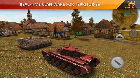 3D Tanks Online: Tanktastic - 15