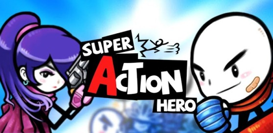 Super Action Hero - 1