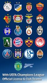 UEFA CL PES FLiCK - 2