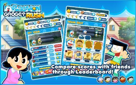 Doraemon Gadget Rush - 4