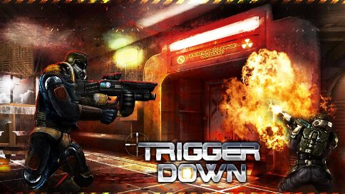 Trigger Down - 3