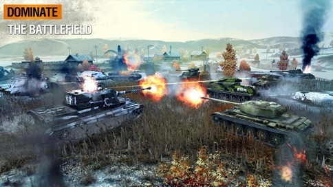 World of Tanks Blitz - 60