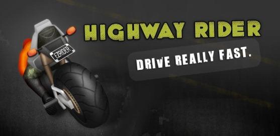 Highway Rider - 1