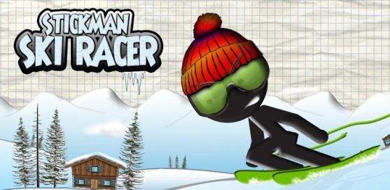 Stickman Ski Racer - 1
