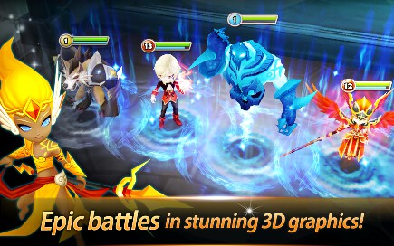 Summoners War Sky Arena - 54