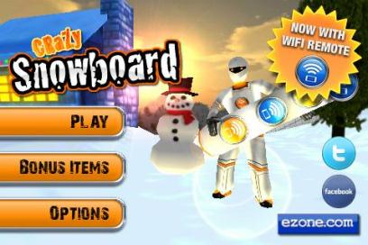 Crazy Snowboard - 14