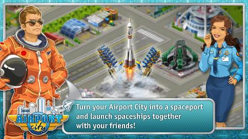 Airport City - 1