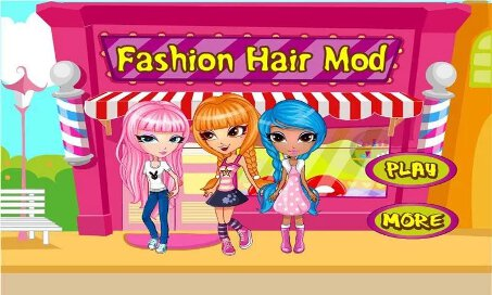 Fashion Doll Hair SPA - 1