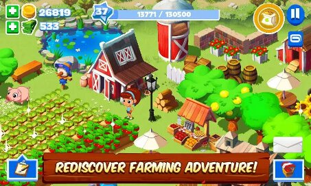 Green Farm 3 - 1