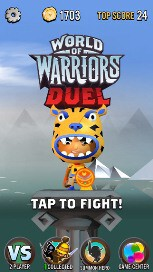 World of Warriors: Duel - 1