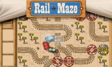 Rail Maze - 28