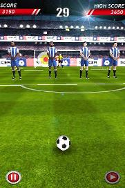 Soccer Kicks - 3