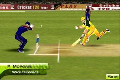 Cricket T20 Fever 3D - 2