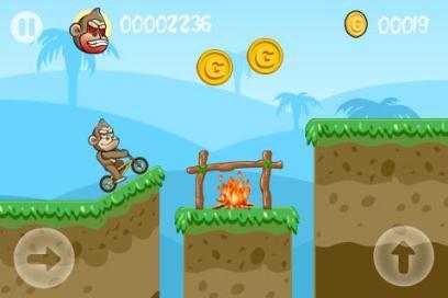 BMX Crazy Bike - 1