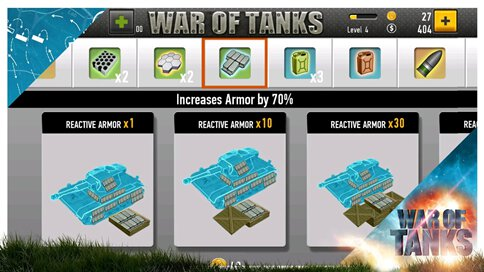 War of Tanks - 3