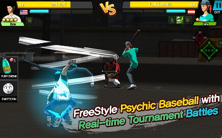 FreeStyle Baseball 2 - 1