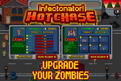 Infectonator Hot Chase - 2