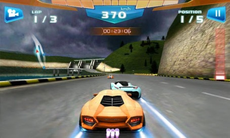Fast Racing 3D - 1