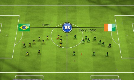 Stickman Soccer 2014 - 3