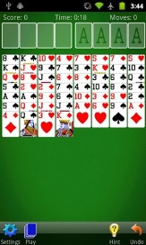 FreeCell Solitaire - 1