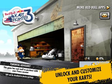 Red Bull Kart Fighter 3 - 4