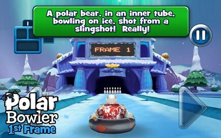 Polar Bowler 1st Frame - 1