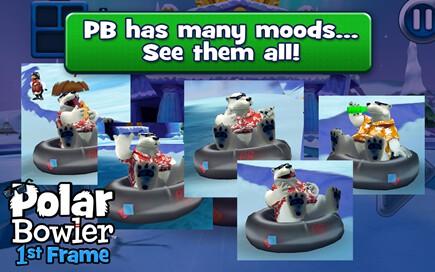 Polar Bowler 1st Frame - 4