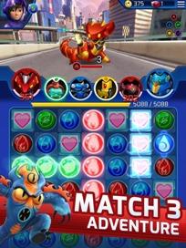 Big Hero 6 Bot Fight - 3