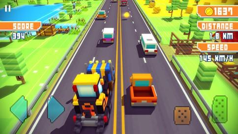 Blocky Highway - 3