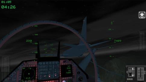 F18 Carrier Landing - 3