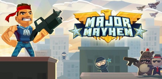 Major Mayhem - 1