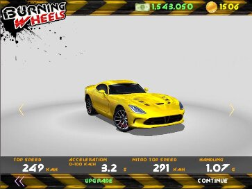 Burning Wheels 3D Racing - 2