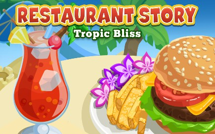 Restaurant Story: Tropic Bliss - 1